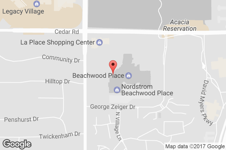 Beachwood Lifestyle Center is located in the northwest corner of Beachwood Place, with a unique collection of specialty stores, businesses and restaurants. Home to retailers including: Pottery Barn Kids, and newest edition The Container Store.